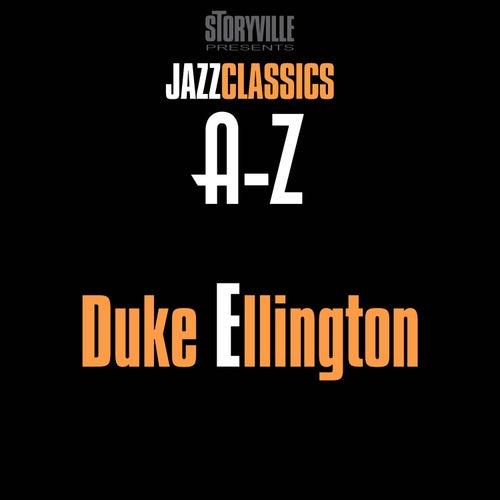 Storyville Presents The A-Z Jazz Encyclopedia-E by Duke Ellington