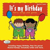It's My Birthday - Party Songs and Games by The C.R.S. Players