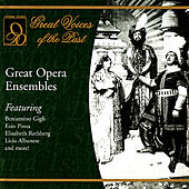 Great Opera Ensembles by Various Artists