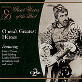 Opera's Greatest Heroes by Various Artists
