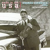 Made in the USA by Andrés Cárdenes