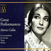 Great Performances - Maria Callas by Various Artists