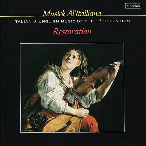 Musick Al'Italliana by Bronwen Pugh