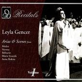 Leyla Gencer, Vol. 1 by Leyla Gencer