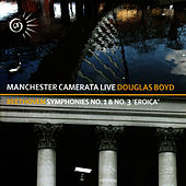 Beethoven: Symphonies Nos. 1 and 3 by Manchester Camerata