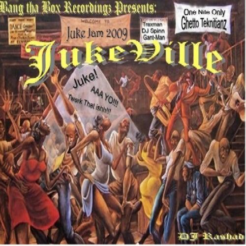 Jukeville by DJ Rashad