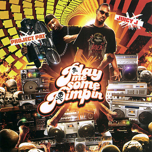 Play Me Some Pimpin' by Various Artists