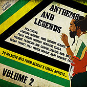 Anthems and Legends Vol. 2 by Various Artists