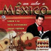 Con Sabor a México by José Luis Duval