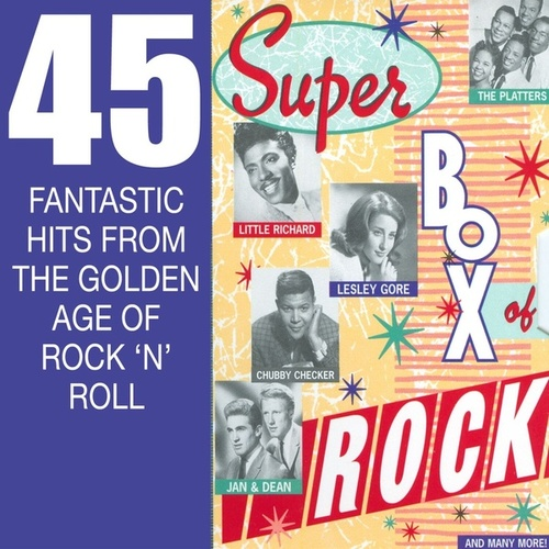 Super Box Of Rock by Various Artists