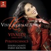 Vivaldi Pyrotechnics - Opera Arias by Vivica Genaux