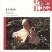 Lute Suites Nos. 1 & 2, Trio Sonatas by Johann Sebastian Bach