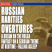 Russian Rarities Overtures by Various Artists