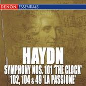 Haydn: Symphony Nos. 101