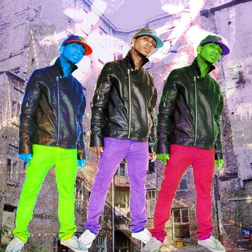 Meet Young Bitch Remix 'Feat. Soulja Boy' by Lil B