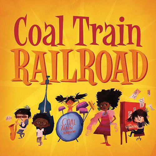 Coal Train Railroad by Coal Train Railroad