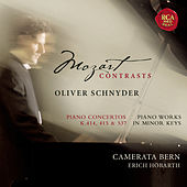 Mozart: Piano Concertos 12, 13, 26 + Works In Minor For Solo Piano by Oliver Schnyder