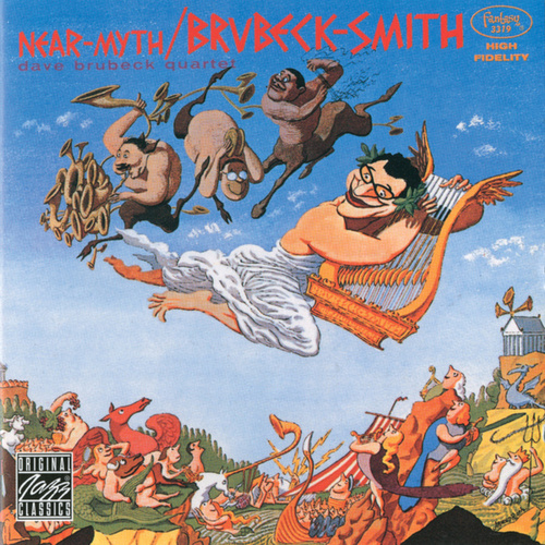 Near-Myth With Bill Smith by Dave Brubeck