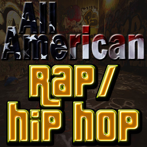 All American Rap/Hip Hop by Studio All Stars