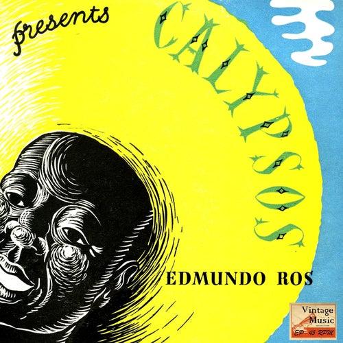 Vintage Dance Orchestras Nº 72 - EPs Collectors 'Calypsos At Virgin Islands' by Edmundo Ros