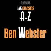 Storyville Presents The A-Z Jazz Encyclopedia-W von Ben Webster