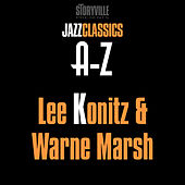 Storyville Presents The A-Z Jazz Encyclopedia-K by Lee Konitz