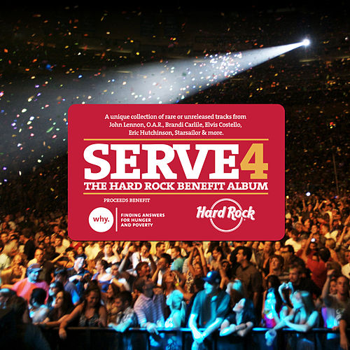 Serve4: Artists Against Hunger & Poverty by Various Artists