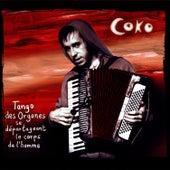 Tango Des Organes Se Départageant Le Corps De L'homme by Coko