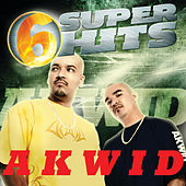 6 Super Hits by Akwid
