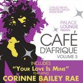 Palace Lounge Presents: Cafe D'Afrique, Vol. 3 by Various Artists