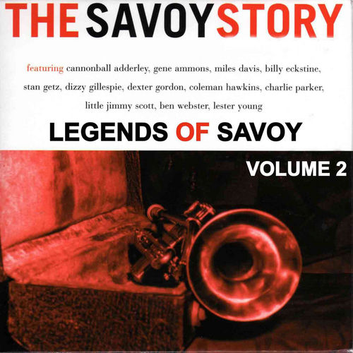 The Legends of Savoy, Vol. 2 by Various Artists
