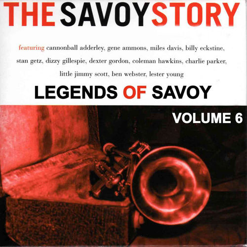 The Legends of Savoy, Vol 6 by Various Artists