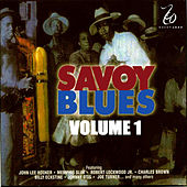 The Savoy Blues Volume 1 by Various Artists