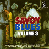 The Savoy Blues, Vol. 3 by Various Artists
