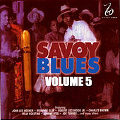 The Savoy Blues, Vol. 5 by Various Artists