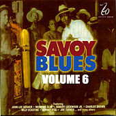 The Savoy Blues, Vol. 6 by Various Artists