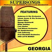 Supersongs - Georgia by Various Artists