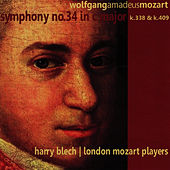 Mozart: Symphony No. 34 in C Major, K. 338 and K. 409 by London Mozart Players