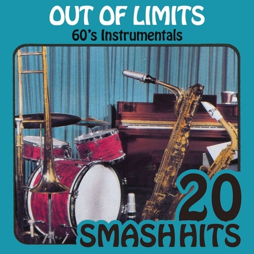 60's Instrumentals - Out Of Limits by Various Artists