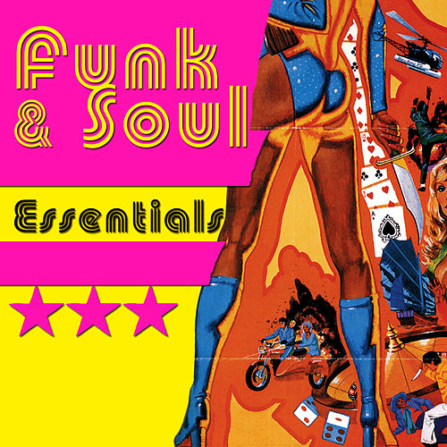 Funk & Soul Essentials by Various Artists