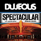 Spectacular b/w Death & Taxes by Dujeous