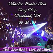 08-29-00 - Grog Shop - Cleveland. OH by Charlie Hunter