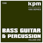 KPM 1000 Series: Bass Guitar and Percussion, Vol. 1 by Herbie Flowers