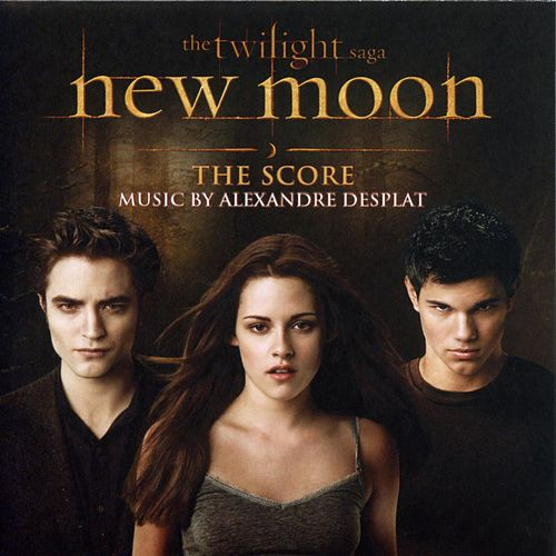 The Twilight Saga: New Moon (The Score) by Alexandre Desplat