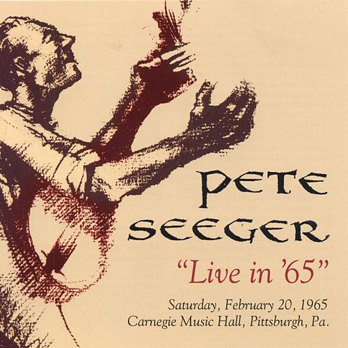 Live in '65 by Pete Seeger