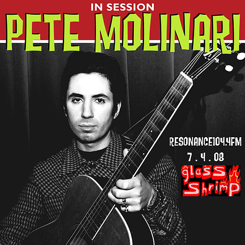 Pete Molinari In Session on Resonance FM by Pete Molinari