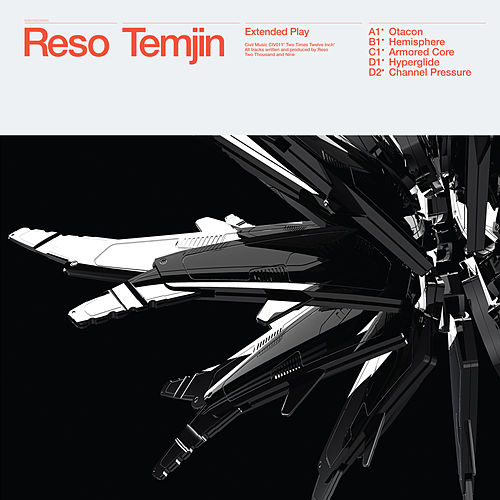 Temjin EP by Reso