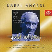 Ancerl Gold Edition 17  Ravel:  Tzigane / Lalo:  Symphony Espagnole / Hartmann:  Concerto Funebre by Various Artists