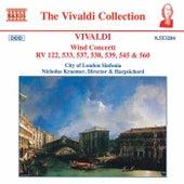 Wind Concerti by Antonio Vivaldi