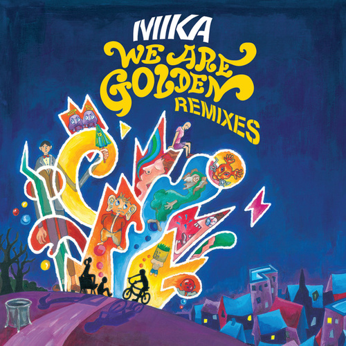 We Are Golden Remix Bundle by Mika